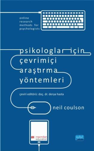 Nobel Akademi Psikologlar için Çevrimiçi Araştırma Yöntemleri - Neil Coulson