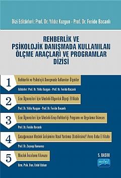 Nobel Akademi Rehberlik ve Psikolojik Danışmada Kullanılan Ölçme Araçları ve Programlar Dizisi