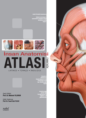 Nobel Tıp İnsan Anatomisi Atlası ( Açıklamalı ) - Mehmet Yıldırım, Yusuf Zeki Yıldız