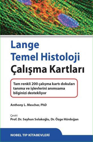Nobel Tıp Lange Temel Histoloji Çalışma Kartları