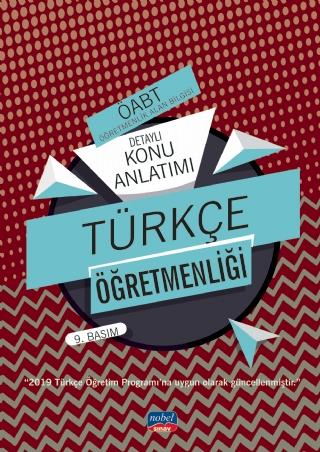 Nobel Yayınları 2020 ÖABT Türkçe Öğretmenliği Detaylı Konu Anlatımı