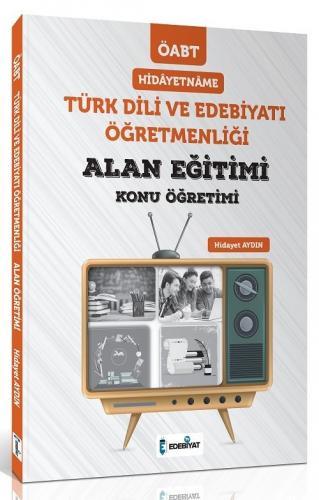 Edebiyat TV Yayınları 2020 ÖABT HİDAYETNAME Türk Dili ve Edebiyatı Alan Eğitimi Konu Anlatımı