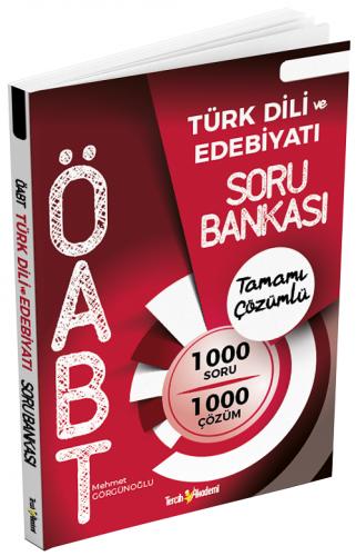 Tercih Akademi 2021 ÖABT Türk Dili ve Edebiyatı Öğretmenliği Soru Bank