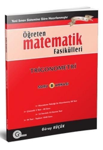 Gür Yayınları Matematik Fasikülleri Trigonometri Öğreten Soru Bankası