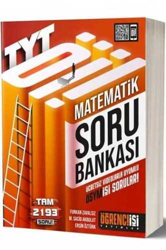 Öğrenci İşi Yayınlar TYT Matematik Soru Bankası