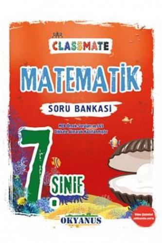 Okyanus Yayınları 7. Sınıf Classmate Matematik Soru Bankası