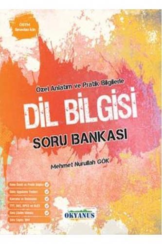 Okyanus Yayınları Dil Bilgisi Soru Bankası Mehmet Nurullah Gök