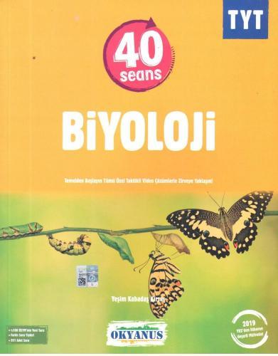 Okyanus TYT 40 Seans Biyoloji Soru Bankası