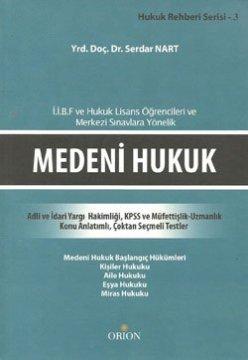 Orion Medeni Hukuk - Serdar Nart