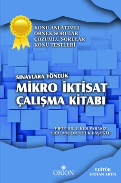 Orion Mikro İktisat Çalışma Kitabı