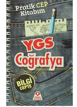 Örnek Akademi YGS Coğrafya Pratik Cep Kitabı