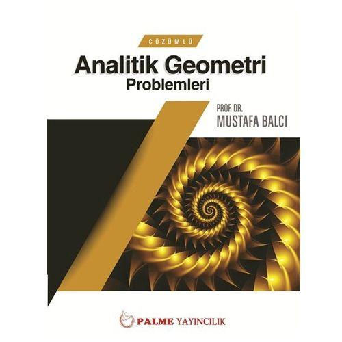 Palme Analitik Geometri Problemleri Çözümlü