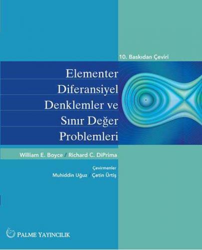 Palme Elementer Diferansiyel Denklemler Ve Sınır Değer Problemleri