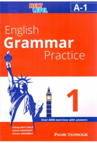 Palme English Grammar Practice A-1