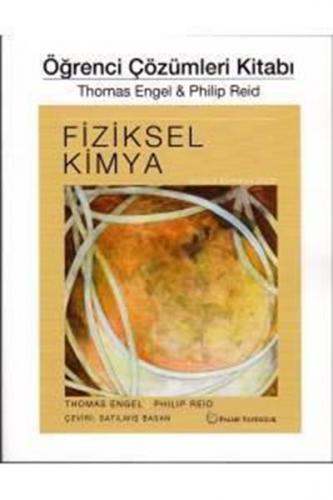 Palme Fiziksel Kimya Öğrenci Çözümleri Kitabı