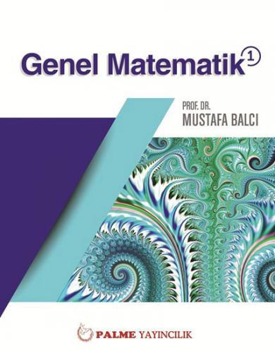 Palme Genel Matematik 1