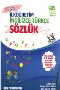 Key Puplishing Resimli İlköğretim İngilizce Türkçe Sözlük