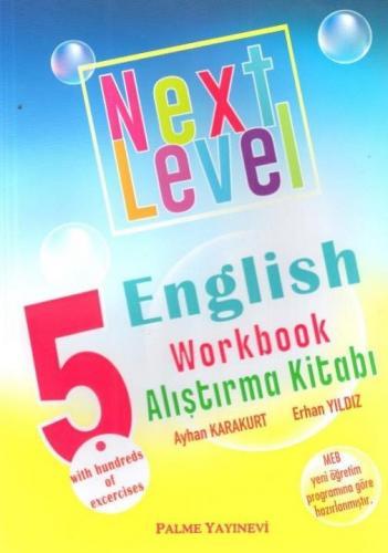 Palme 5. Sınıf Next Level Workbook Alıştırma Kitabı