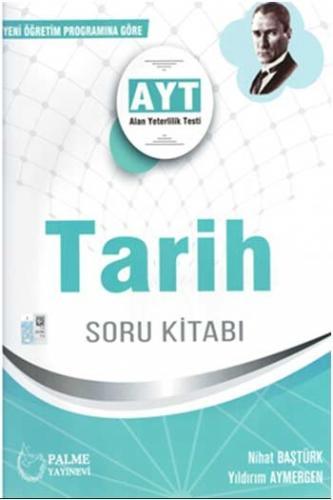 Palme Yayınları AYT Tarih Soru Kitabı Komisyon