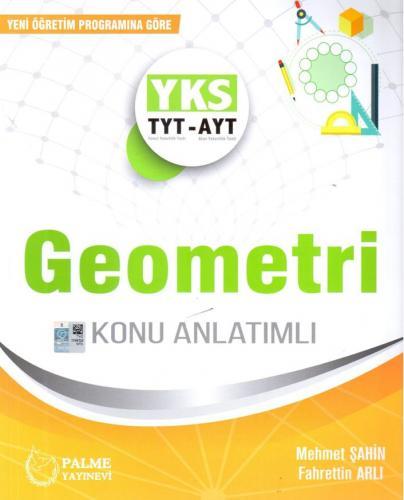 Palme TYT AYT Geometri Konu Anlatımlı