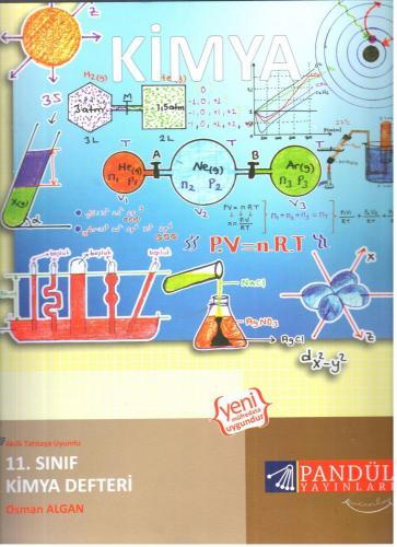Pandül Yayınları 11. Sınıf Kimya Defteri