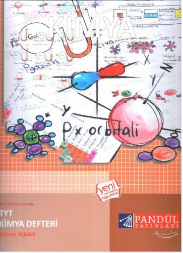Pandül Yayınları TYT Kimya Defteri