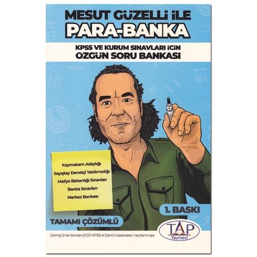 Para Banka KPSS ve Tüm Kurum Sınavları İçin Özgün Soru Bankası Mesut G
