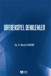 Pegem Akademi Diferensiyel Denklemler - Mustafa Kandemir