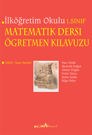 Pegem Akademi İlköğretim Okulu Matematik Dersi Öğretmen Kılavuzu 1. Sınıf