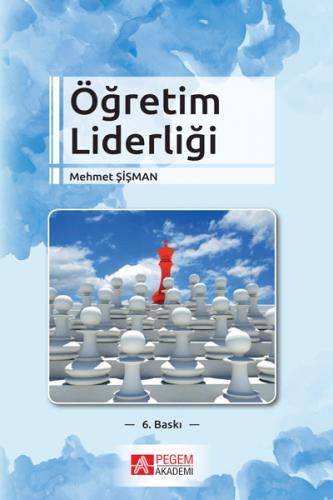 Öğretim Liderliği  Mehmet Şişman