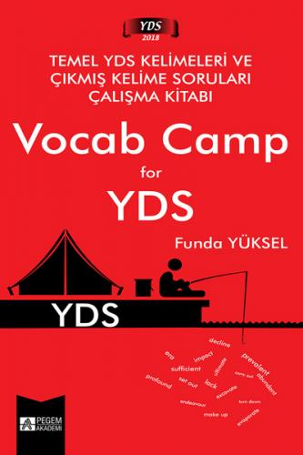 Pegem Akademi Vocab Camp for YDS - Funda Yüksel
