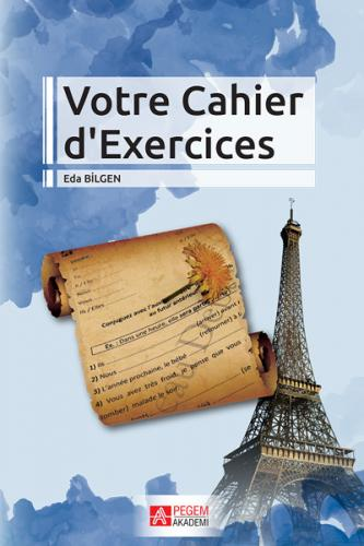 Pegem Akademi Votre Cahier d'Exercices
