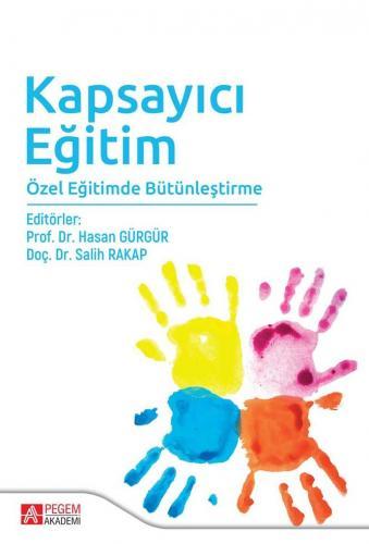 Pegem Yayınları Kapsayıcı Eğitim Hasan Gürgür