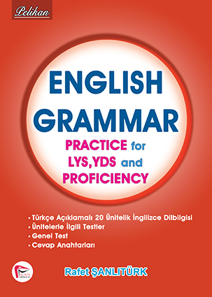 Pelikan English Grammar Practice for LYS, YDS and Proficiency