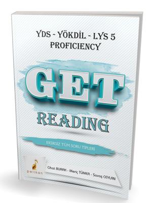 Pelikan Get Reading Soru Bankası YDS YÖKDİL LYS 5 Proficiency