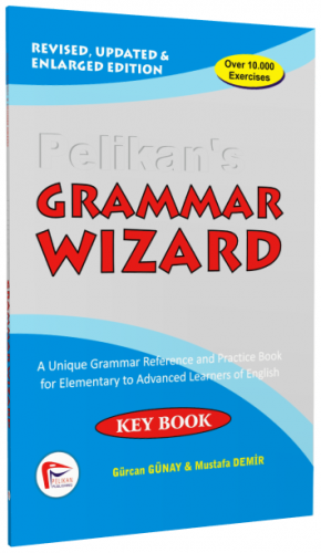 Pelikan Grammar Wizard Key Book