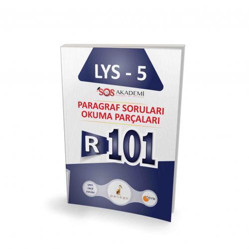 Pelikan İngilizce LYS - 5 R101 Paragraf Soruları Okuma Parçaları