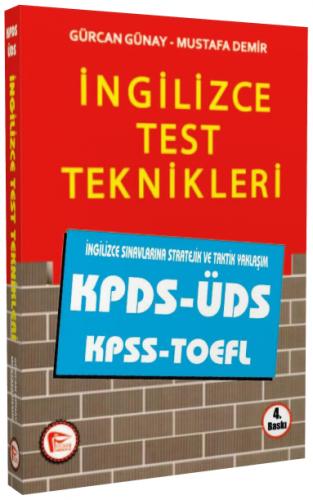 Pelikan İngilizce Test Teknikleri Gürcan Günay - Mustafa Demir