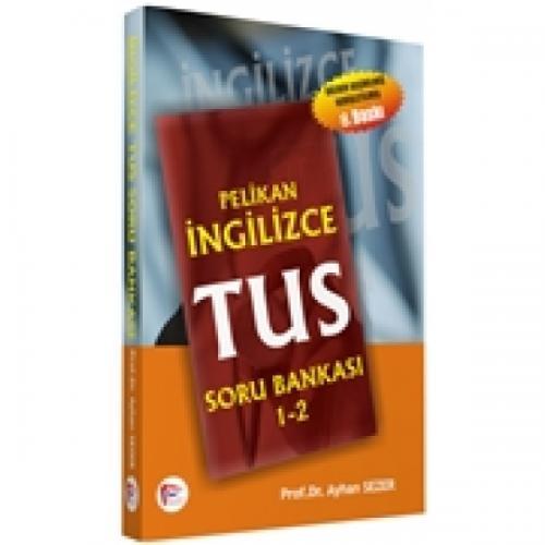 Pelikan İngilizce TUS Soru Bankası 1-2