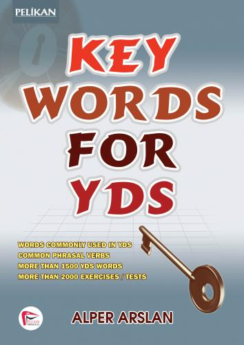 Pelikan Key Words for YDS - Alper Arslan