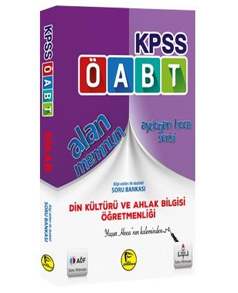 Pelikan KPSS ÖABT Alan Memnun Din Kültürü ve Ahlak Bilgisi Öğretmenliği Bilgi Notları İle Destekli Soru Bankası 2018