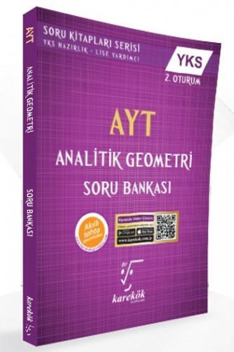 Karekök AYT Analitik Geometri Soru Bankası