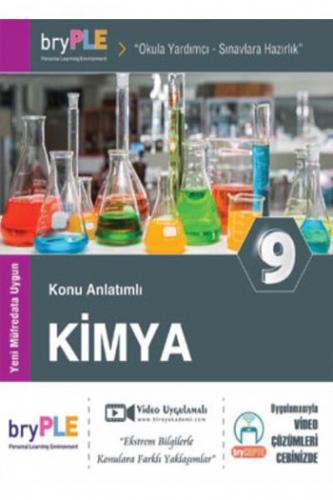 Birey PLE 9. Sınıf Kimya Konu Anlatımlı