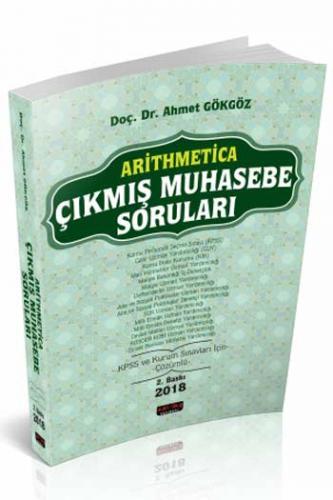 Savaş Arithmetica Çözümlü Çıkmış Muhasebe Soruları %30 indirimli Ahmet