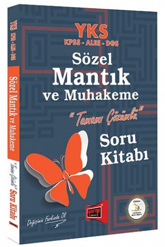 Yargı YKS KPSS ALES DGS Sözel Mantık ve Muhakeme Tamamı Çözümlü Soru Kitabı