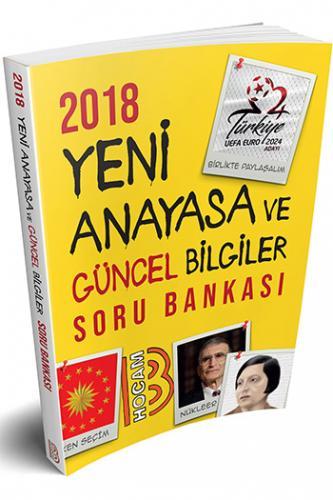 Benim Hocam Yeni Anayasa ve Güncel Bilgiler Soru Bankası