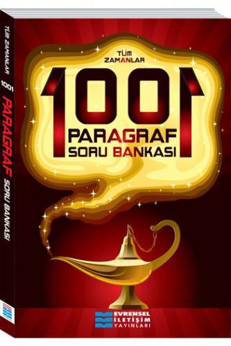 Evrensel İletişim Sihirli 1001 Paragraf Soru Bankası
