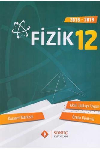 Sonuç 12. Sınıf Fizik Kazanım Merkezli Soru Bankası Seti