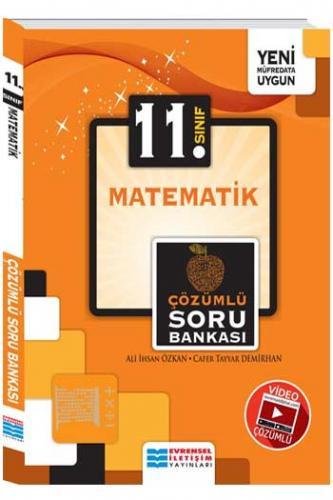 Evrensel İletişim 11. Sınıf Matematik Video Çözümlü Soru Bankası