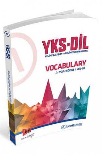 Yargı YKSDİL Vocabulary Kelime Çalışma ve Kelime Soru Bankası